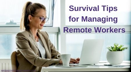 Managing a remote office